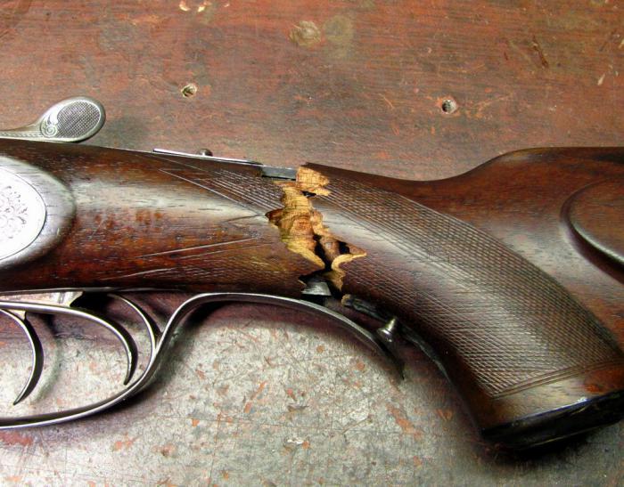 Реставрация ружей своими руками
